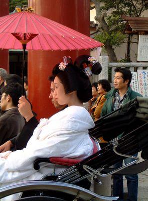 Hochzeit auf japanisch