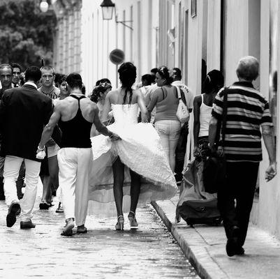 Hochzeit auf Kubanisch