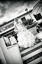 Hochzeit auf Mallorca - vor der Trauung