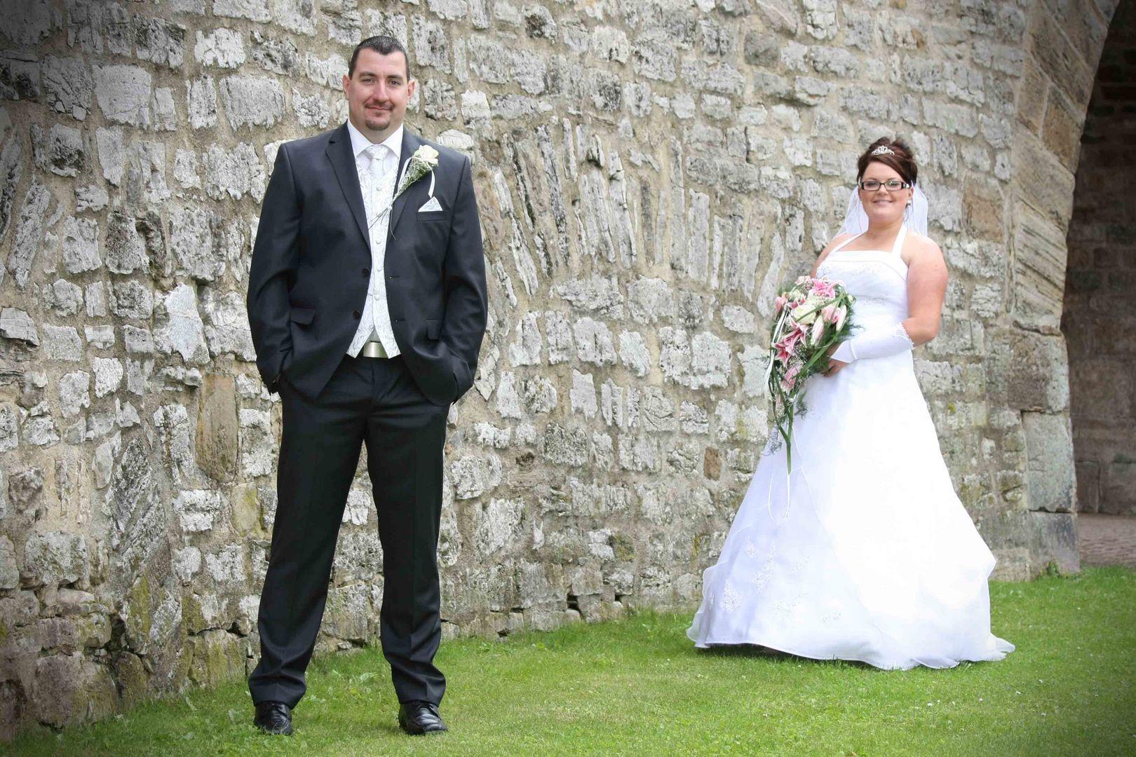Hochzeit auf Schloss Friedenstein