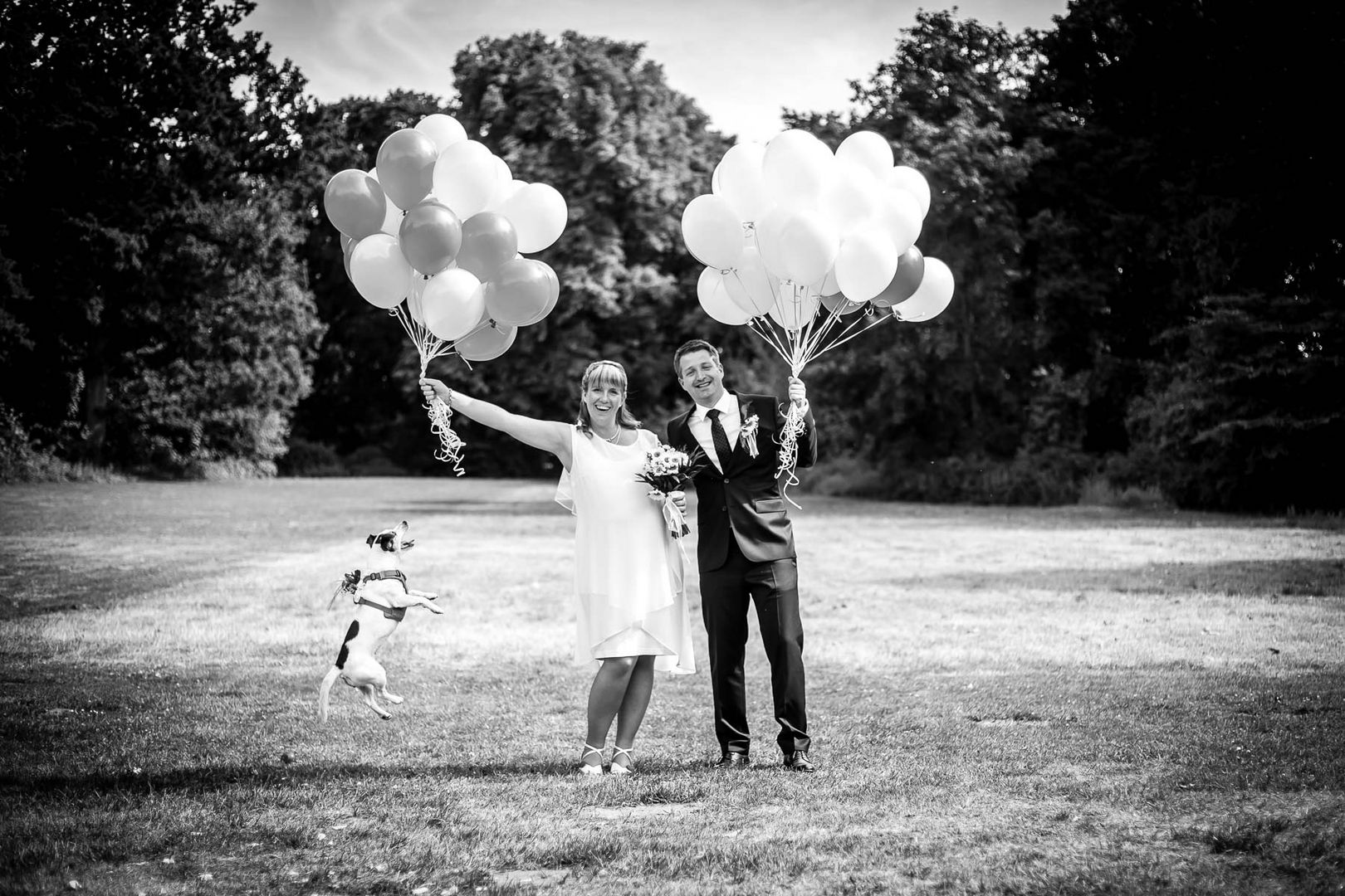 Hochzeit auf Schloß Karow