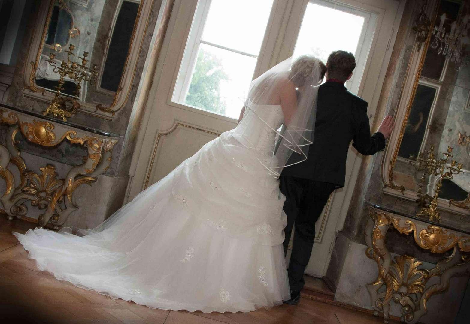 Hochzeit auf Schloss Molsdorf