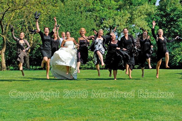 Hochzeit auf Schloss Velen