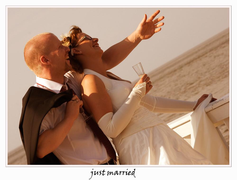 """Hochzeit bei der """" Alten Liebe """" in Cuxhaven"""