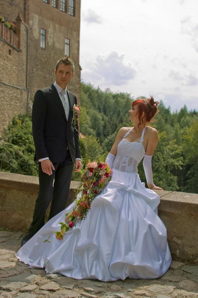 Hochzeit @ Burg Kriebstein