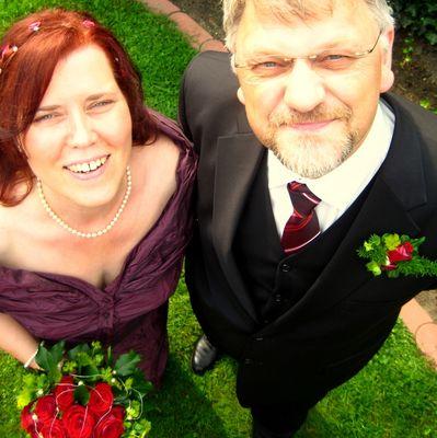 Hochzeit die Zweite