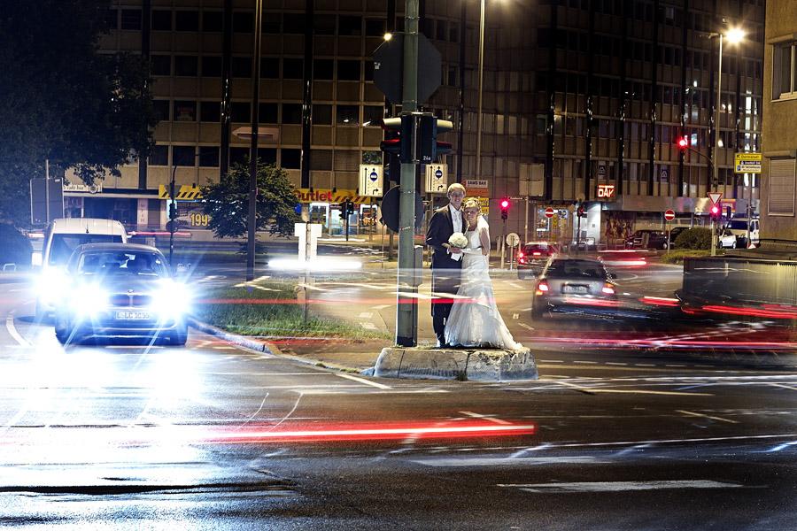 Hochzeit Foto ein wenig anders