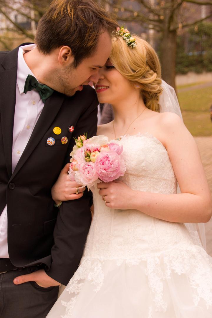 Hochzeit - Frank und Yade 1