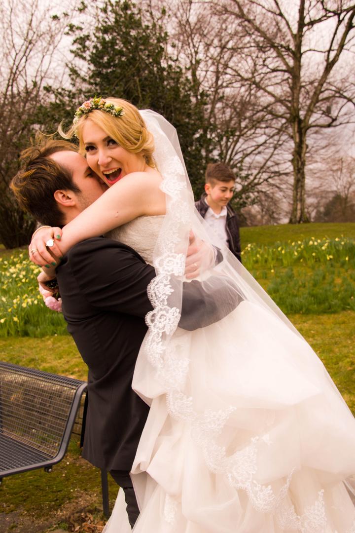 Hochzeit - Frank und Yade 2