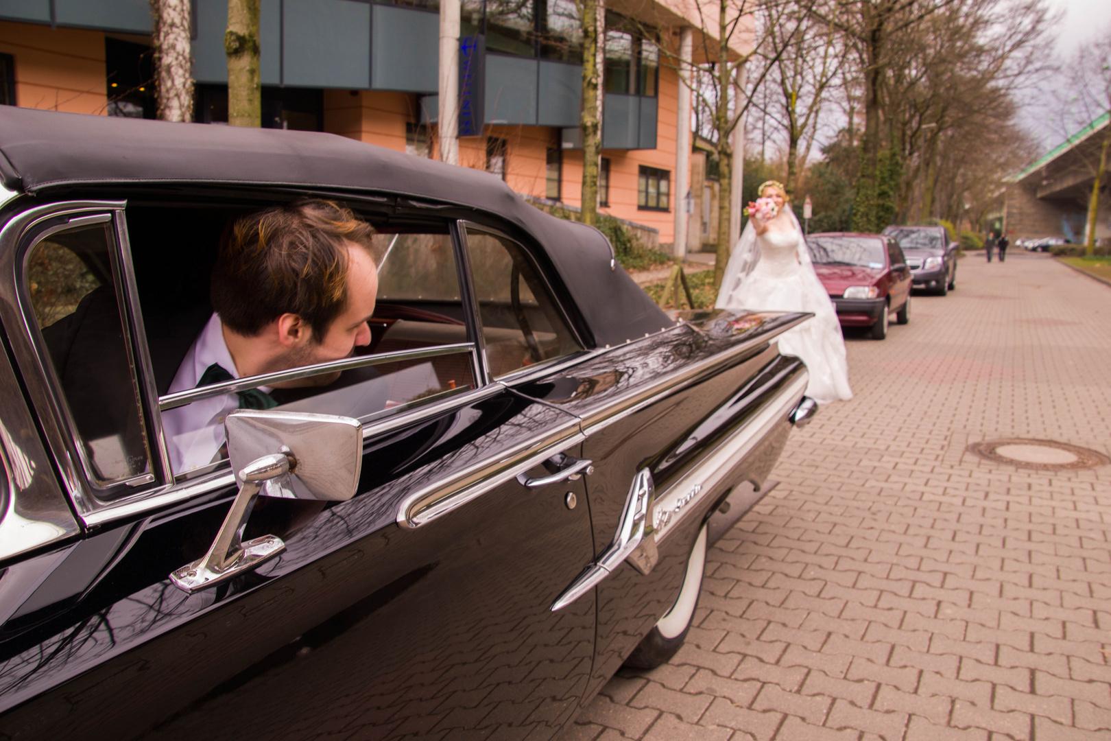 Hochzeit - Frank und Yade 7