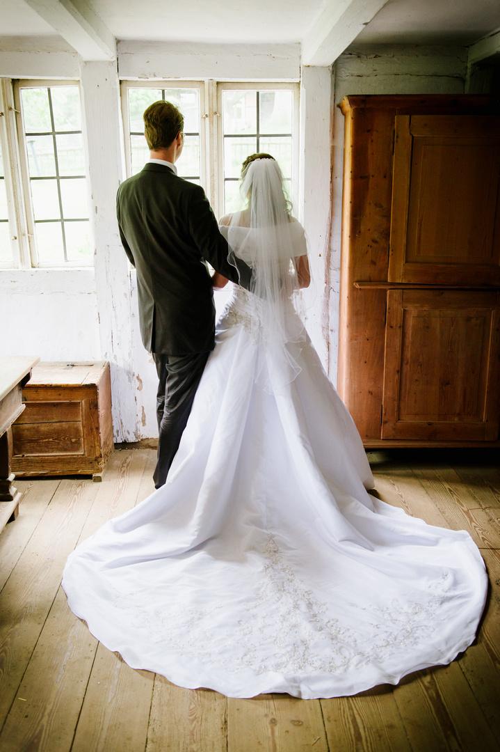 Hochzeit im Bauernhofmuseum II