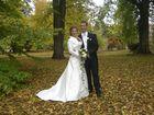 Hochzeit im Herbst