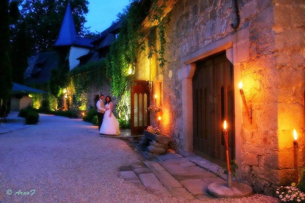 Hochzeit im Kalt-Warm-Kontrast Foto & Bild | hochzeit ...