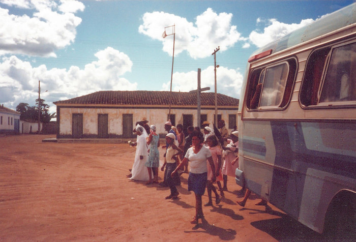 Hochzeit im Nordosten / Casamento no nordeste