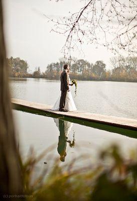 Hochzeit im November