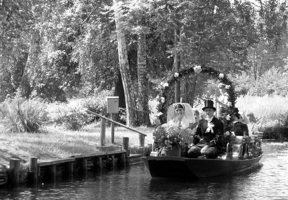 Hochzeit im Spreewald / 2009