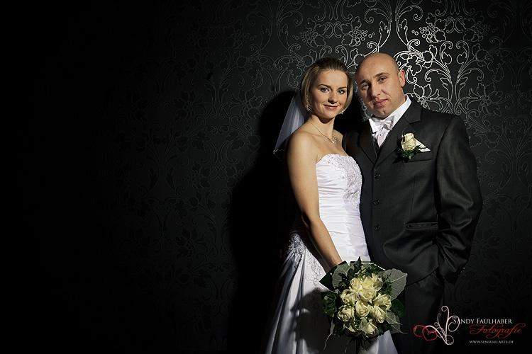 Hochzeit im Studio