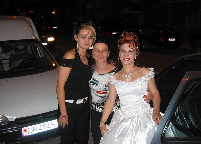 hochzeit in albanien