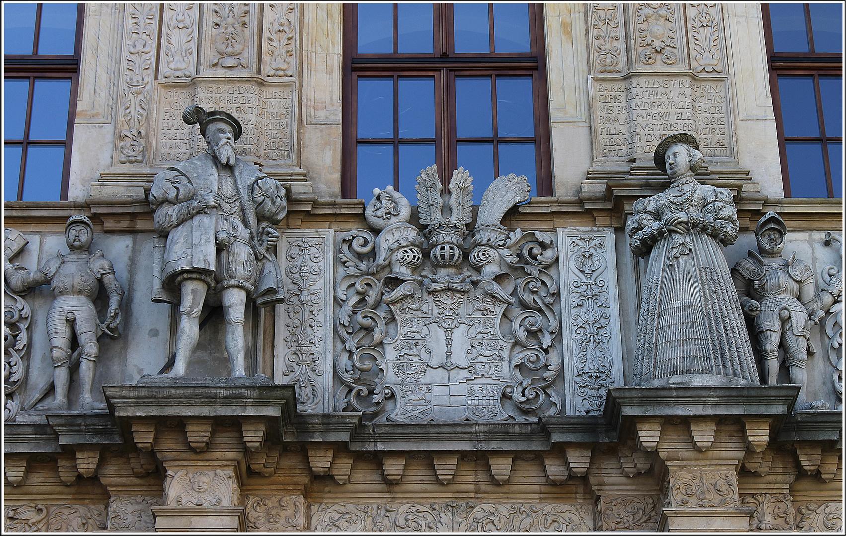 Hochzeit in Brieg (Brzeg) 1545