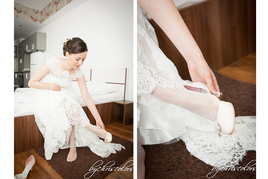 Hochzeit in Bukarest