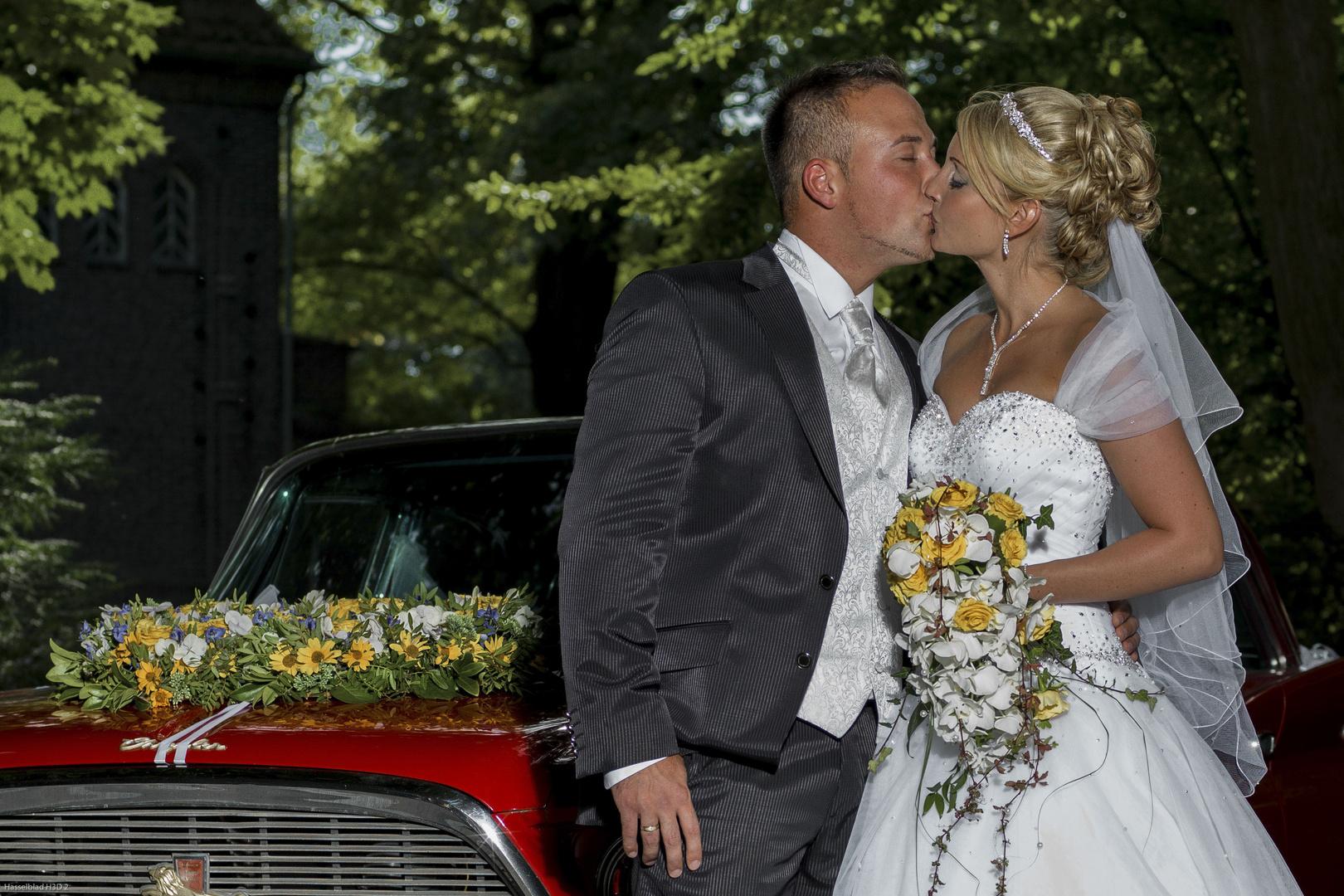 Hochzeit in Delmenhorst