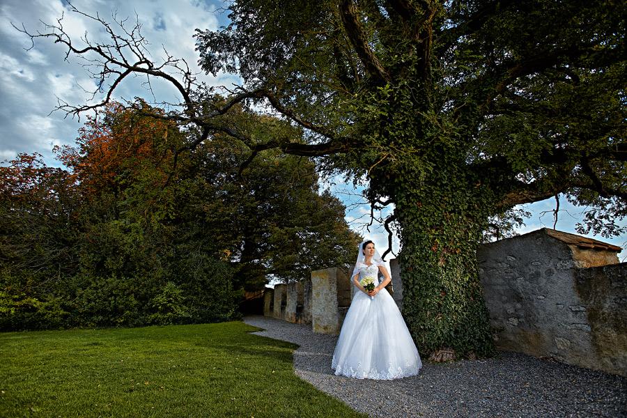 Hochzeit in der Schweiz