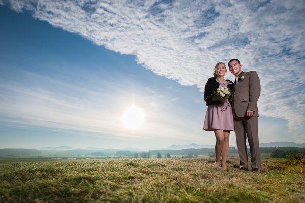 Hochzeit in Eberfing 2
