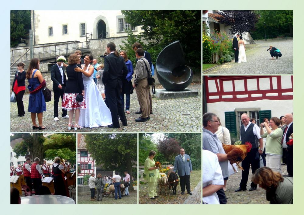 Hochzeit in Greifensee