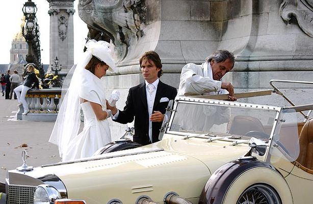 Hochzeit in Paris II