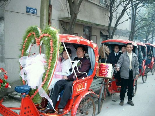 Hochzeit in Souzhou
