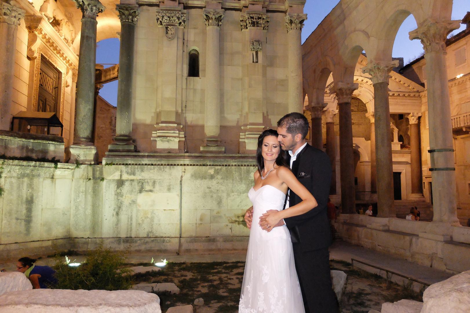 Hochzeit in Split