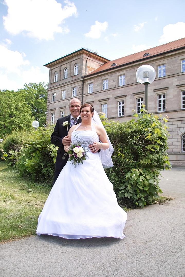 Hochzeit in Weiß ...2