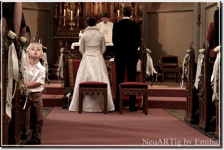 Hochzeit ist doof......