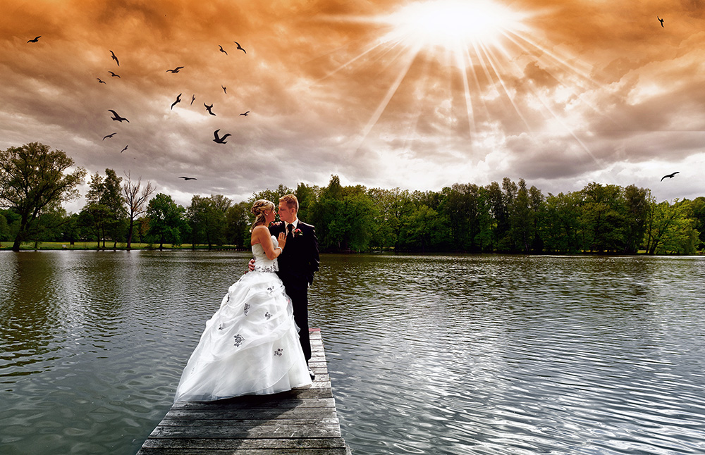 Hochzeit ist Endzeit