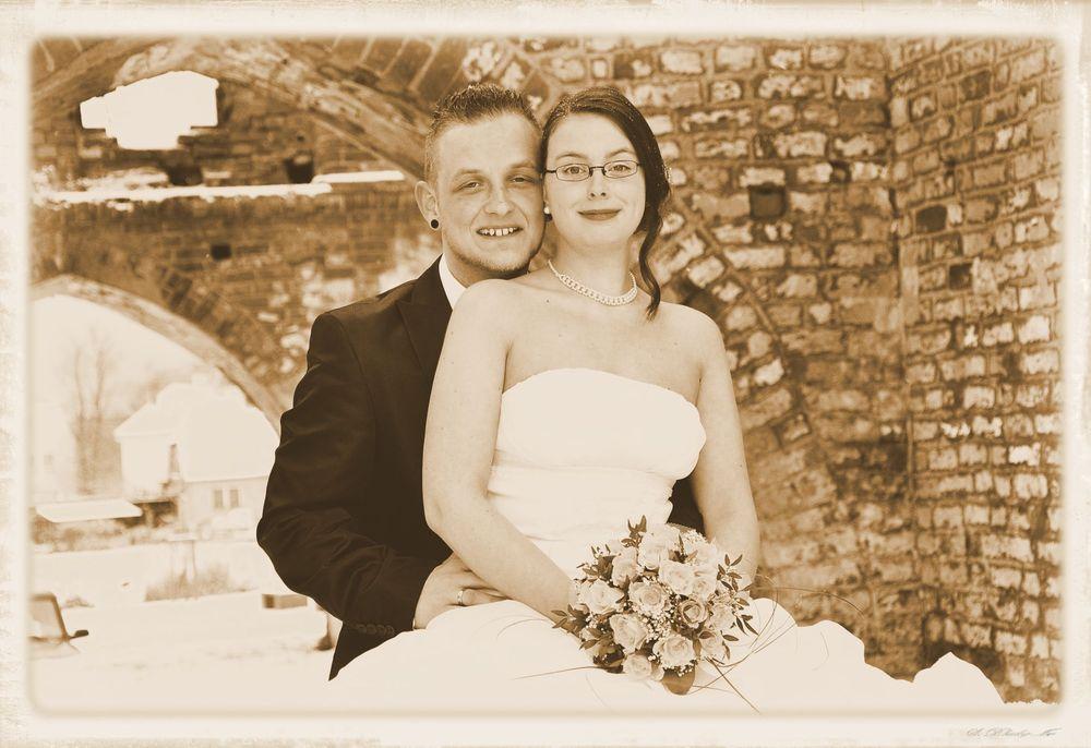 Hochzeit Klosterruine