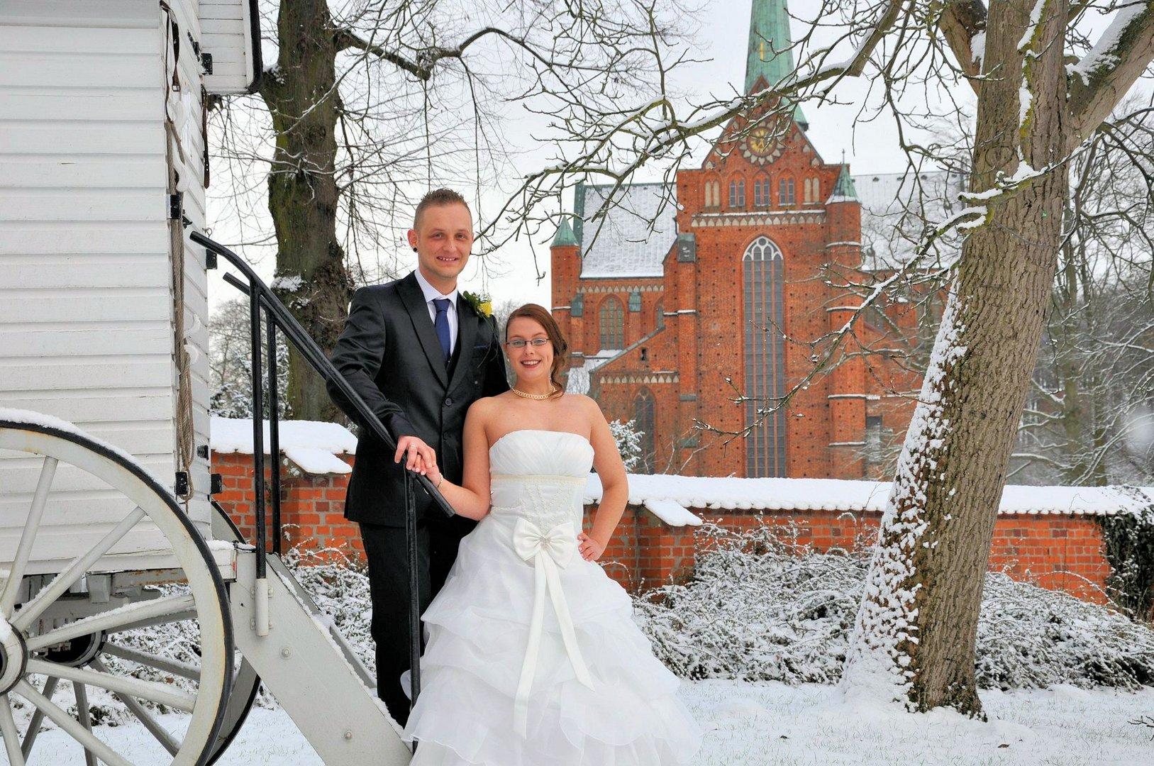 Hochzeit Klosterruine/Münster