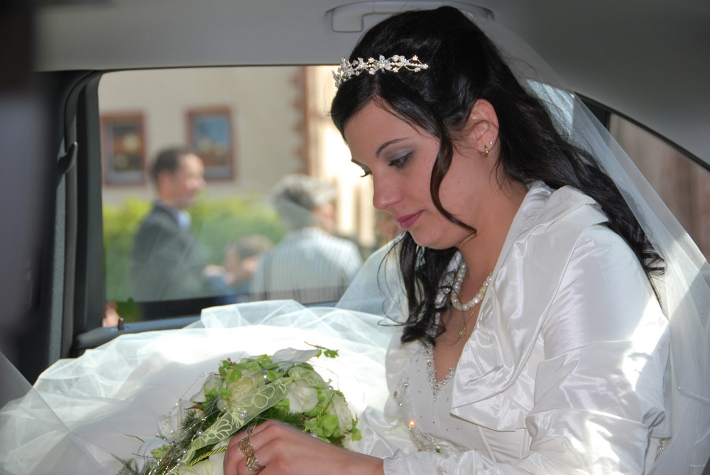 Hochzeit kurtz inne halten