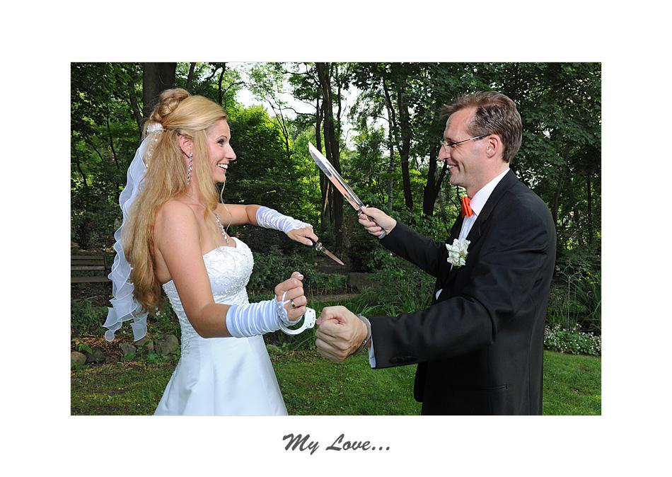 Hochzeit macht Spass...