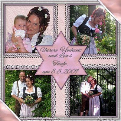 Hochzeit meiner Tochter