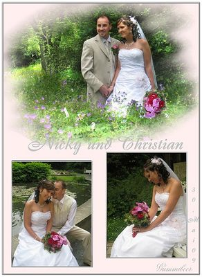 Hochzeit meines Patenkindes