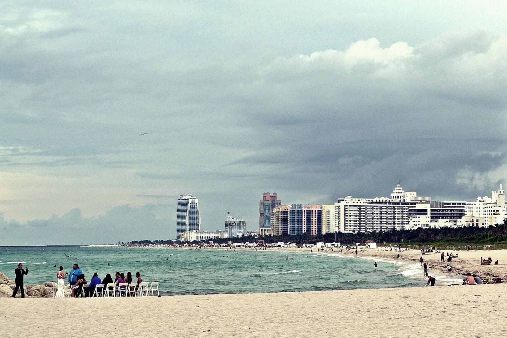 Hochzeit Miami Beach