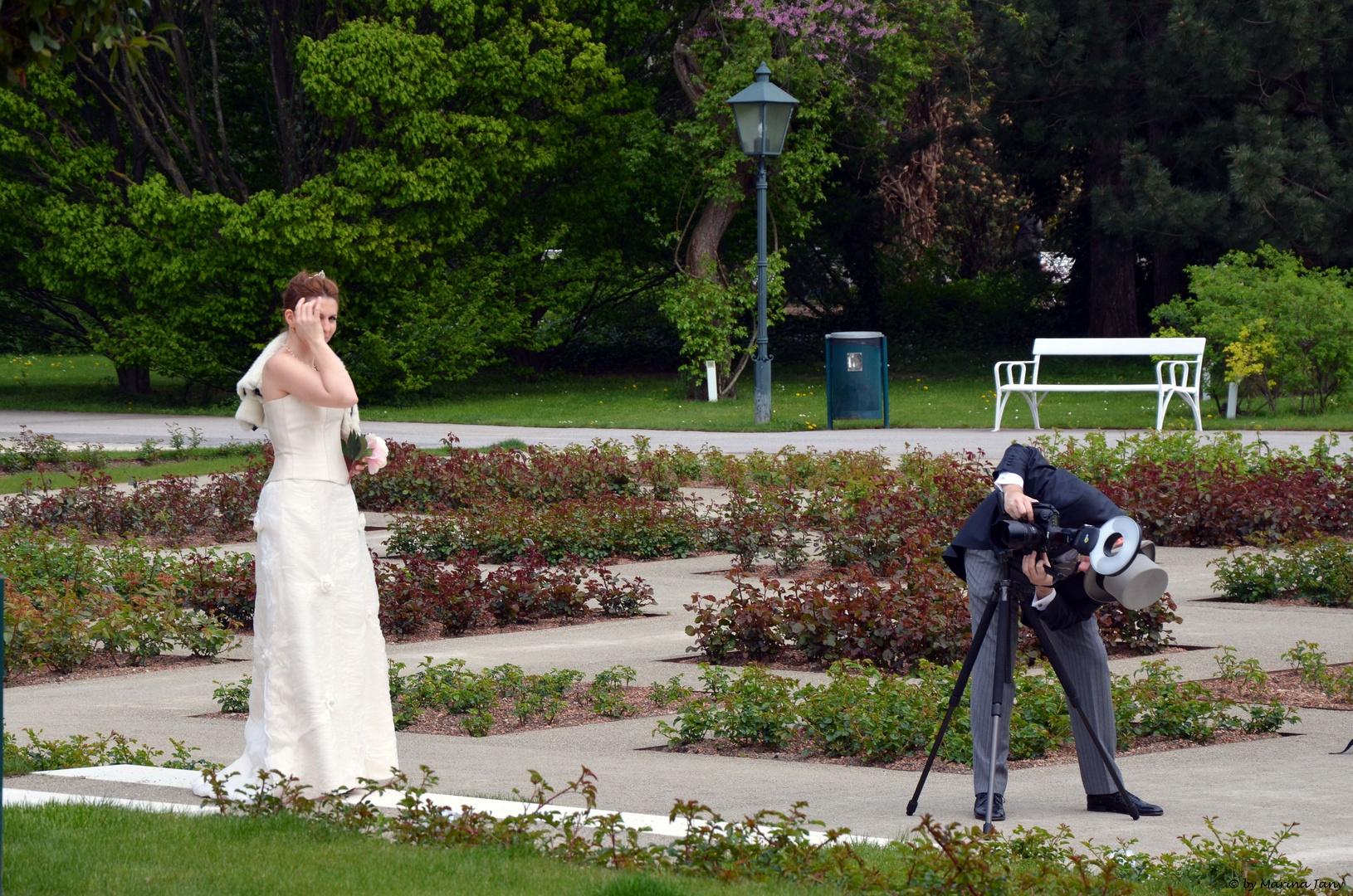 Hochzeit OHNE Fotograf und Gäste ???