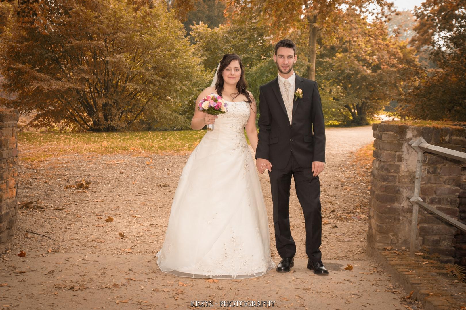 Hochzeit paar !