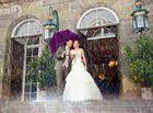 Hochzeit Regen