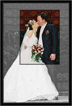 Hochzeit - Spielerei mit PS
