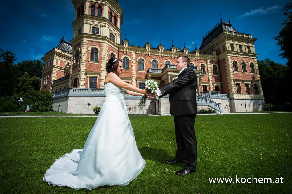Hochzeit von Bettina und Andi