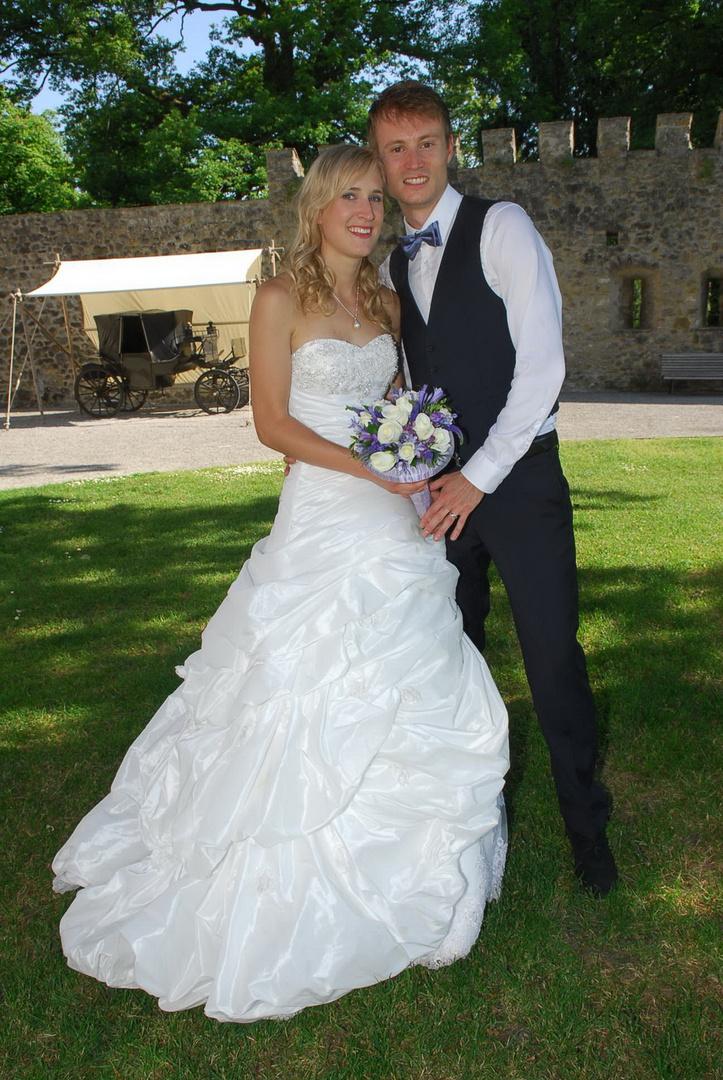 Hochzeit von Simon & Rochelle Alten