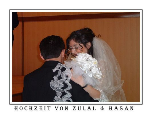 Hochzeit von Zulal & Hasan