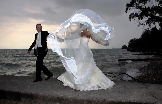 Hochzeit - Windspiele