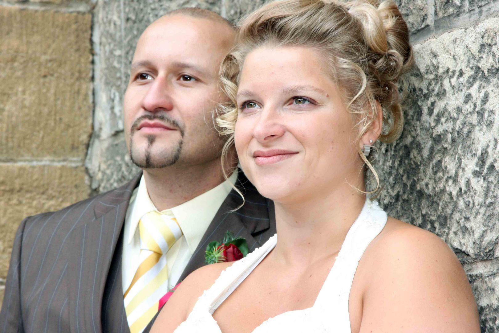 Hochzeit zu dritt :)